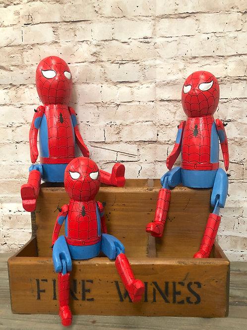 Spiderman Shelf Sitters