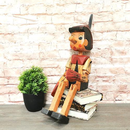 Vintage Pinocchio 50cm
