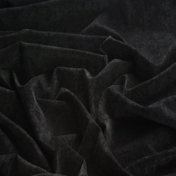 Black Chenille