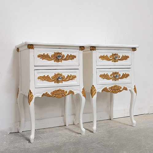 Rococo Bedsides L'amour