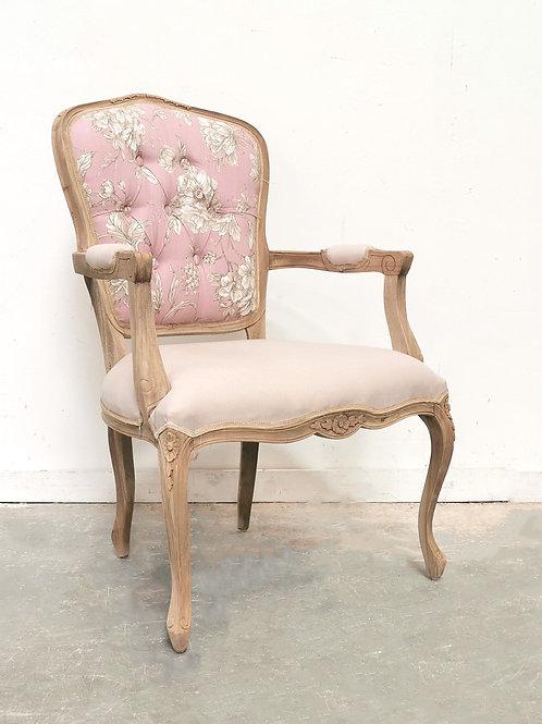 Brigitte Chair Bleached Oak
