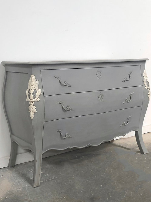 Louis Provencal Triple Chest