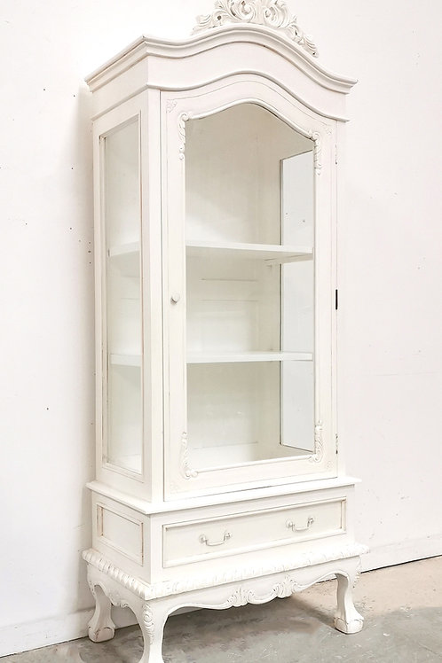 Bordeaux Display French White