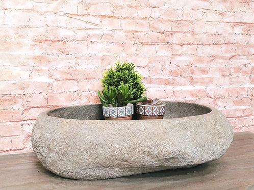 Stone Basin / Planter