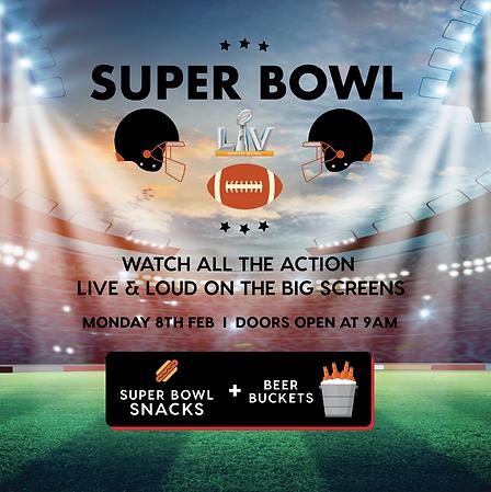 Super Bowl LV at King Hotel