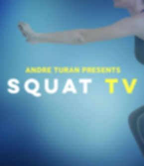 Skype fitness training with personal trainer Andre Turan