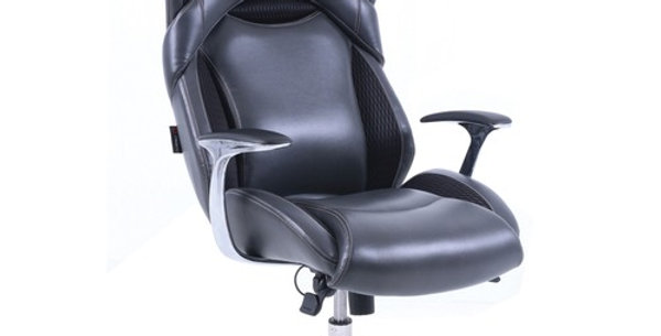 Lorell Executive High-back Leather Chair