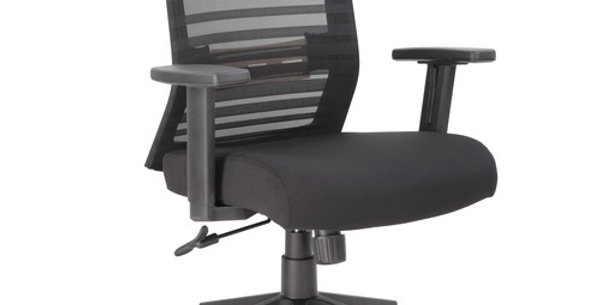 Lorell Mesh Back Task Chair