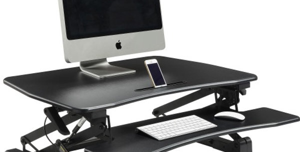 New Lorell Desktop Riser