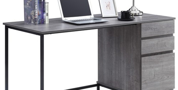 55 x 24 Home Office Desk With Storage
