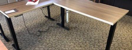 Lorell Height Adjustable Desk