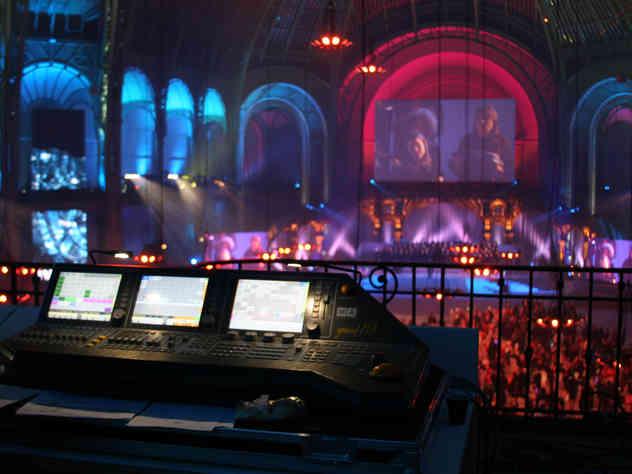 Soirée de Gala au Grand Palais