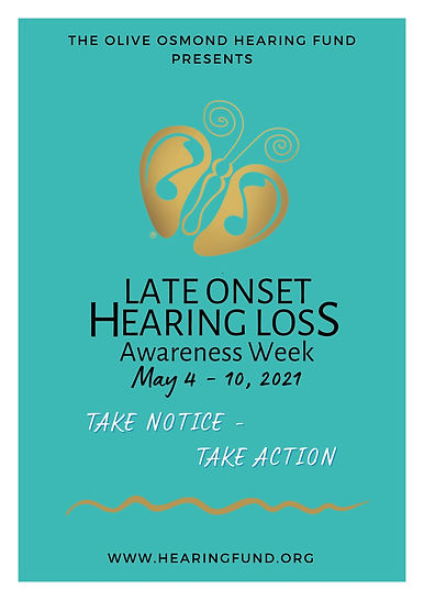 LOHL Awareness Week Poster