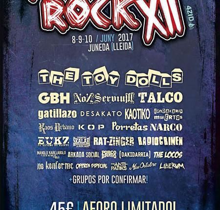 Nos vamos al Kalikenyo Rock
