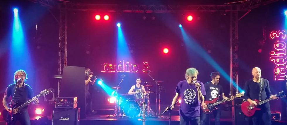 Emisión del concierto en Radio 3