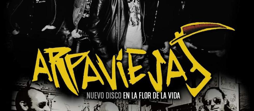 11 de diciembre, concierto en Madrid con Arpaviejas