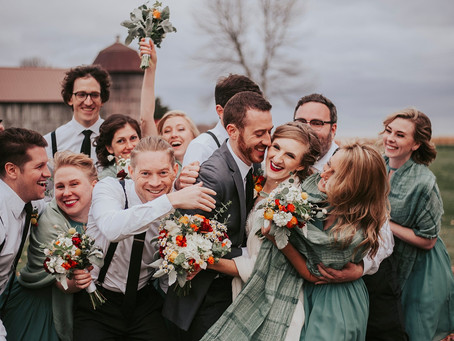 HOBBS-GALIANO WEDDING | HASTINGS, MINNESOTA