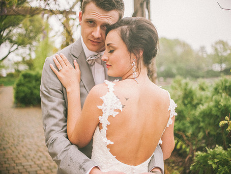 NOLAN AND JEWEL'S RAINY SPRING WEDDING IN LINCOLN NEBRASKA