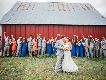 Glause-Trenhaile Wedding