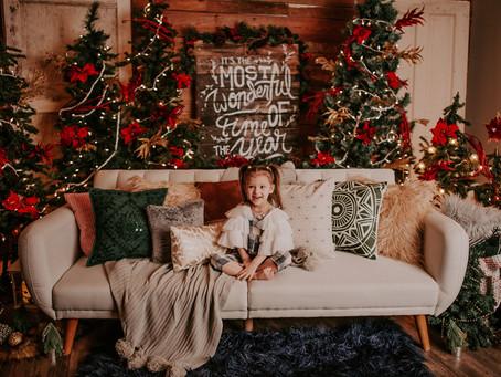 2018 CHRISTMAS MINIS