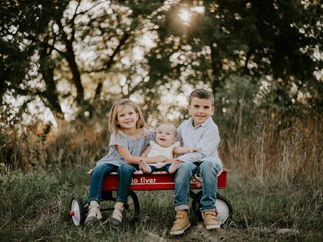LANGAN FAMILY PICTURES