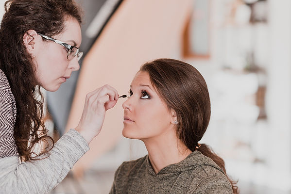 bekah scout professional hair and makeup