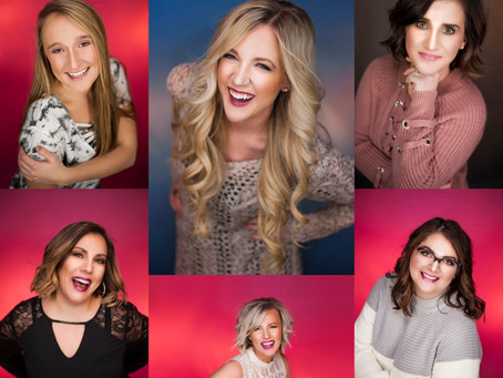Not Your Mother's Glamour Shots 2018