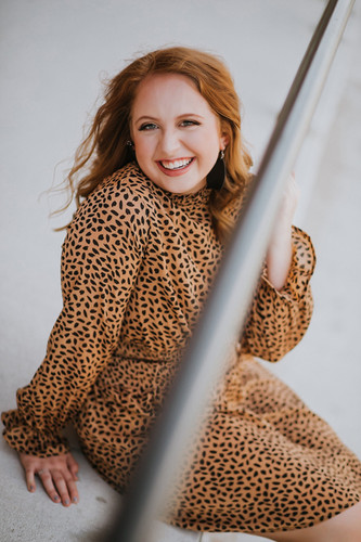 high quality senior portrait photographe
