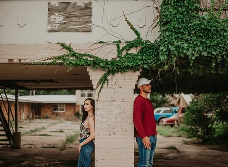 MARY + BEN | COUPLES MINI SHOOT