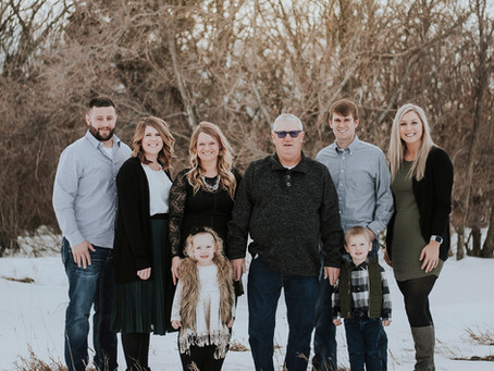 McCabe | Winter Family Pictures