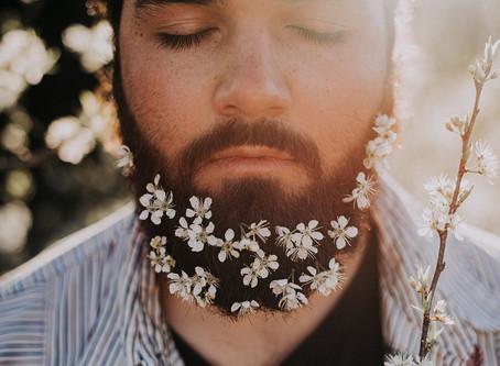 BOY + FLOWERS