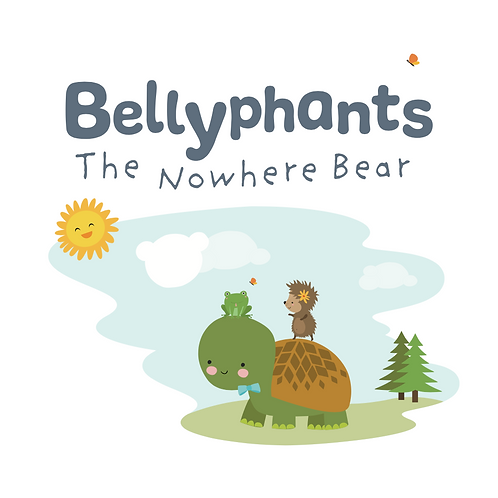 Bellyphants: The Nowhere Bear