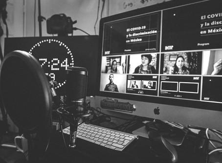Cómo hacer una producción en vivo de manera remota