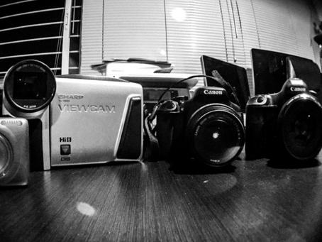 ¿Con qué cámara lo grabaste?