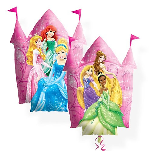 "26""X35"" Disney Princesses Foil"