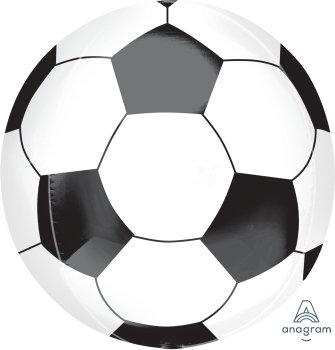 "15"" Soccer Orbz Balloon"
