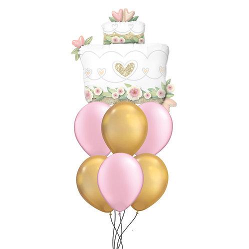 Wedding Cake Cluster