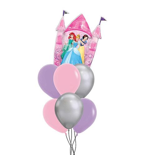 "26""X35"" Disney Princesses Cluster"