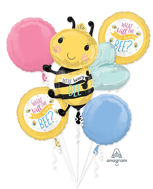 What Will The Little Honey Bee?