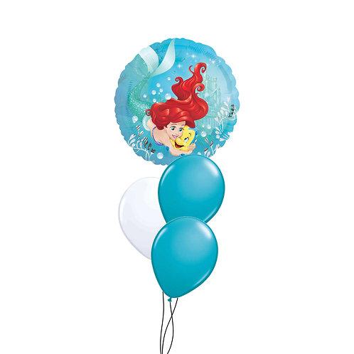 """18"""" Dream Big Ariel Foil Balloon"""