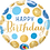 Thumbnail: Birthday Blue & Gold Cluster