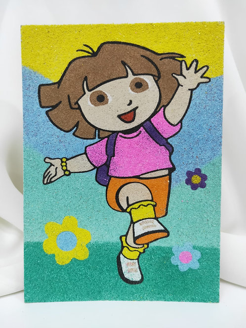 Sand Art Cards (Set of 20 or 50)
