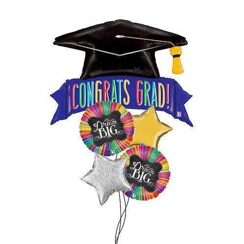 Congrats Grad Cluster