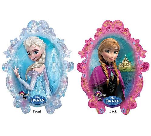 """9""""X11"""" Frozen Foil"""