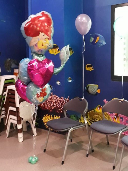 Helium Balloon Character Package