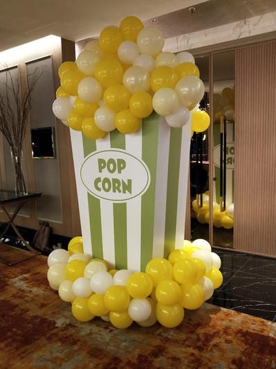 Organic Garland Popcorn