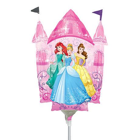"""10""""X13"""" Princess Dream Big Foil"""