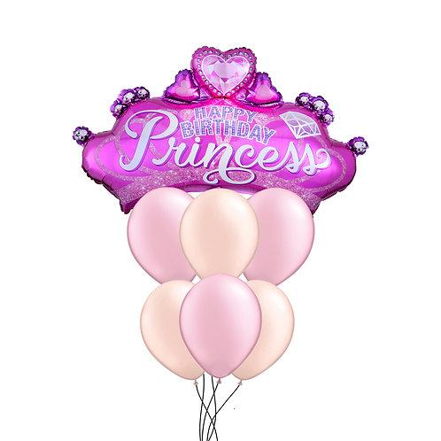 Happy Birthday Princess Cluster