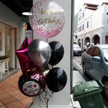 Customized Bubble Foil Helium Balloon.jp