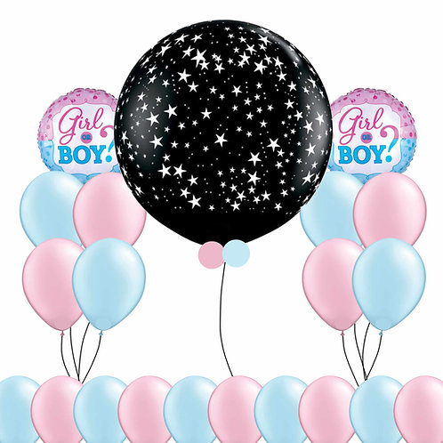 Gender Reveal Package